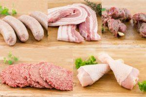 BBQ vleesmix 4 personen
