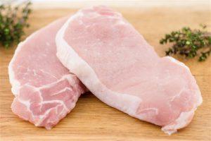 Livar varkensvlees (diepvries)
