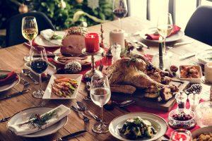 Vers vlees voor de kerst