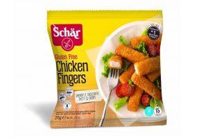 Schär diepvries chicken fingers
