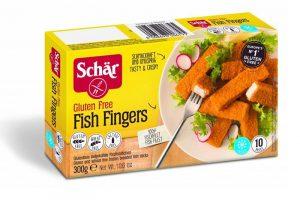 Schär fish fingers