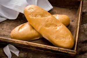 ouni gluten en lactosevrij stokbrood