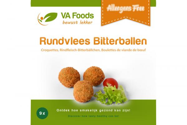 VA FOODS rundvlees bitterballen