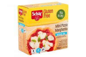 schar mini pizza glutenfrij