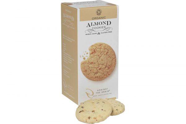 Against the grain glutenvrije almond cookies