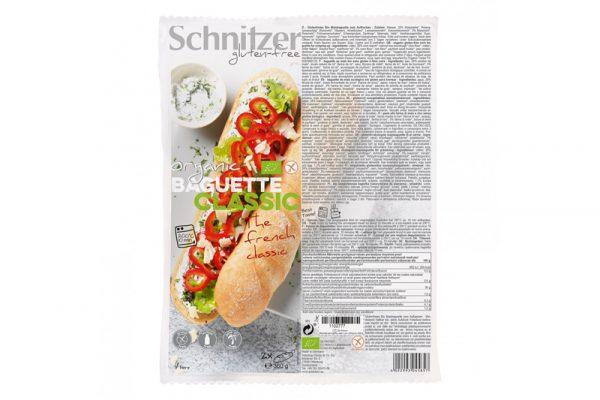Schnitzer glutenvrije baguette classic