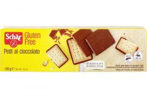 Schär glutenvrije boterkoekjes chocolade