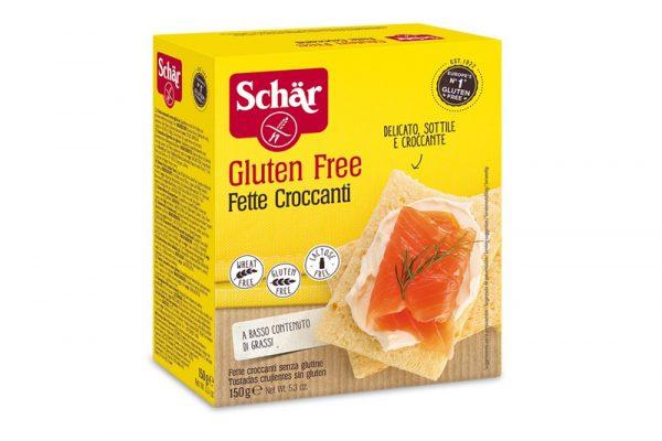 Schär glutenvrije crackers 150gr