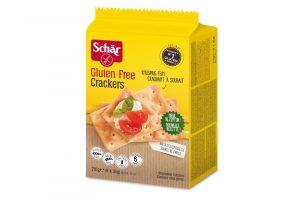 Schär glutenvrije crackers 210gr