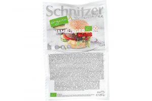Schnitzer glutenvrije hamburgerbroodjes
