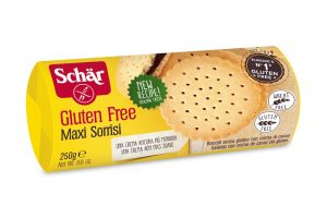 Schär glutenvrije koekjes dubbellaags